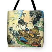 Robert Peary (1856-1920) Tote Bag
