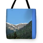 Rocky Mountains 2 Tote Bag