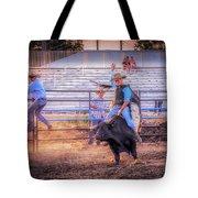 Rodeo Rider Tote Bag
