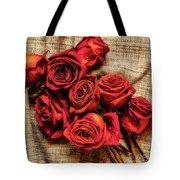 Rose - Flower Tote Bag