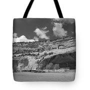 Route 66 - Lupton Arizona Tote Bag
