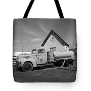 Route 66 - Mclean Texas Tote Bag