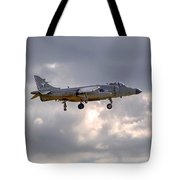 Royal Navy Sea Harrier Tote Bag