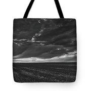Rural Sunset Beauty Tote Bag