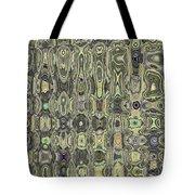 Saguaro Skin Abstract Tote Bag