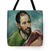 Saint James The Younger Tote Bag
