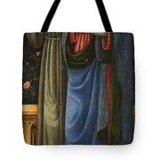 Saints Francis And Mark Tote Bag