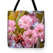 Sakura Flowers Tote Bag