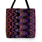 Sally's Shower Curtain Tote Bag
