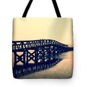 Sandwich Boardwalk Tote Bag