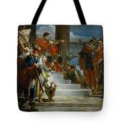Scipio Africanus Freeing Massiva Tote Bag