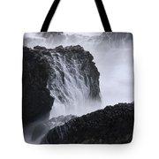 Seal Rock Waves And Rocks 4 Tote Bag