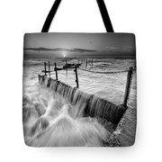 Seascape 20 Tote Bag