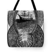 See The Darkness Tote Bag