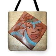 Serena - Tile Tote Bag