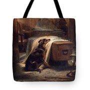 Shepherds Chief Mourner Tote Bag