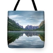 Ship Island Lake Tote Bag