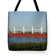 Shipping - New Orleans Louisiana Tote Bag