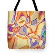Shopping With Sally Tote Bag