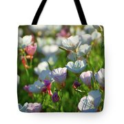 Showy Evening Primrose Tote Bag