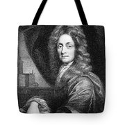 Sir Christopher Wren, Architect Tote Bag