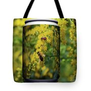 Small Insect Tote Bag