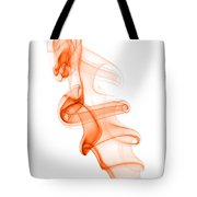 smoke III Tote Bag