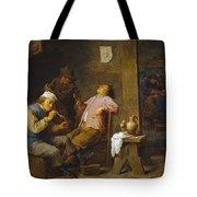 Smokers And Drinkers Tote Bag