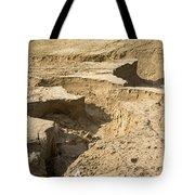 Soil Erosion Tote Bag
