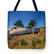Solar Panels Tote Bag