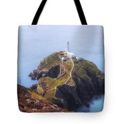 South Stack - Wales Tote Bag