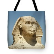 Sphinx At Gisa, Egypt Tote Bag