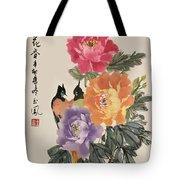 Spring Melody Tote Bag