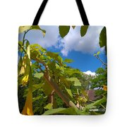 Spring Yellow Flowers Tote Bag