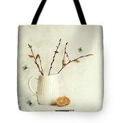 Springtime Still Life Tote Bag
