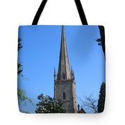 St Mary The Virgin Ross-on-wye Tote Bag