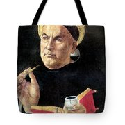 St. Thomas Aquinas Tote Bag