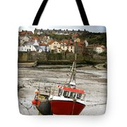 Staithes, North Yorkshire, England Tote Bag