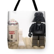 Star Wars Action Figure  Tote Bag