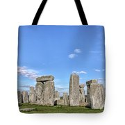 Stonehenge - England Tote Bag