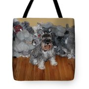 Stuffed Animals Tote Bag
