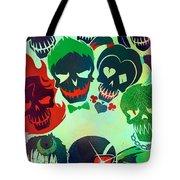 Suicide Squad 2016 Tote Bag