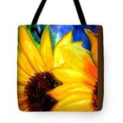 Sun Flower Tote Bag