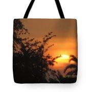 Sun View Tote Bag