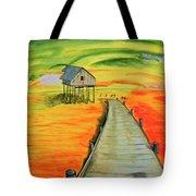 Sunrise /sunset Tote Bag