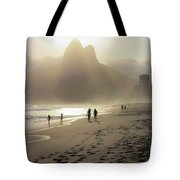 Sunset In Rio De Janeiro Tote Bag