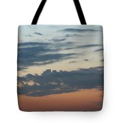 Sunset Moreno Valley Ca Tote Bag