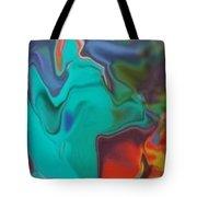 Swirm Tote Bag