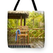 Tahiti Bora Bora Tote Bag