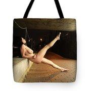 Tasha Holz Tote Bag